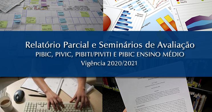 PRPG divulga procedimentos de avaliação parcial dos programas de ICT